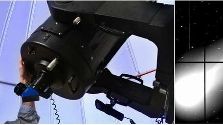 Stony Brook University Astronomer and Professor Jin Koda
