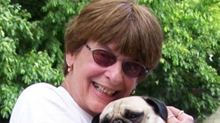 East Northport Middle School English teacher Leslie Spanko