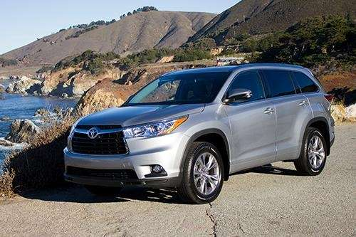 The Toyota Highlander's ho-hum appearance is transformed for