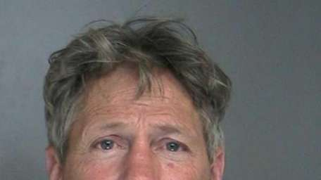 Christopher Touch, 54, of Setauket, was interrupted during