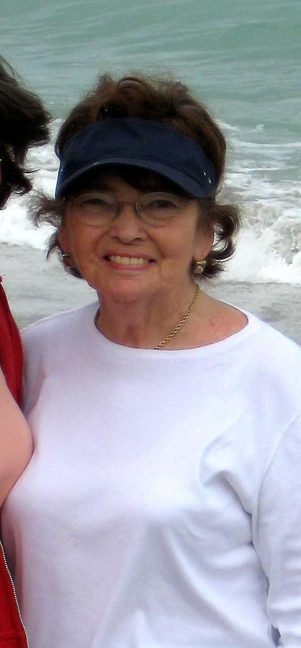 Joan McKinnon, of Winthrop, Maine, died Sept. 21