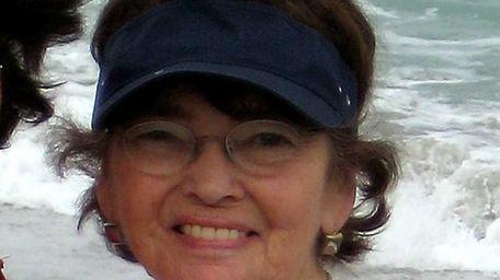 Joan McKinnon, of Winthrop, Maine, died Sept. 21