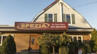 Spezia is a new Italian eatery in St.