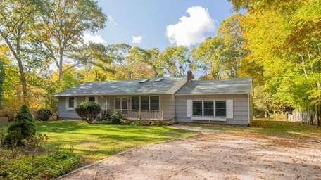 The seller of this ranch-style home on Big