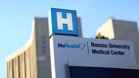 Nassau University Medical Center in East Meadow. (Nov.
