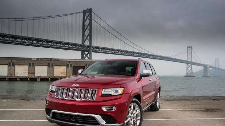 Jeep Dealership On Long Island Illustrates Corporate Pressures. A Red Jeep  Grand Cherokee Causes Controversy At