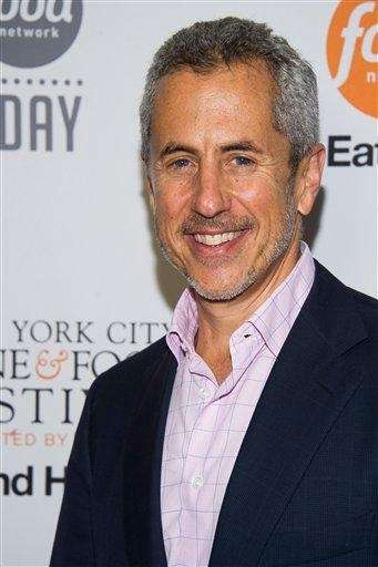 Danny Meyer attends the Food Network's 20th birthday