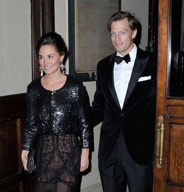 Us Weekly said that Pippa Middleton, 30, became
