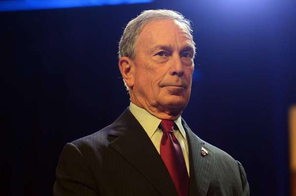 Mayor Michael Bloomberg delivers remarks on Rise of