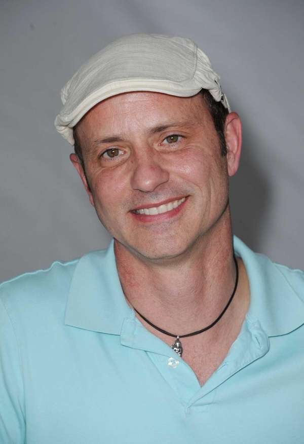 Brian Boitano poses at the 2013 LA Times