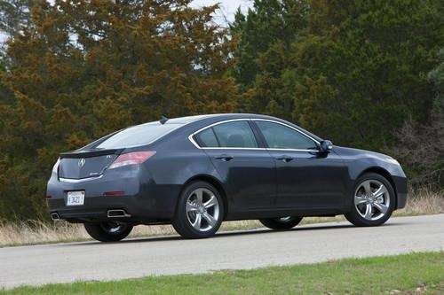 The outgoing 2014 Acura TL will be replaced