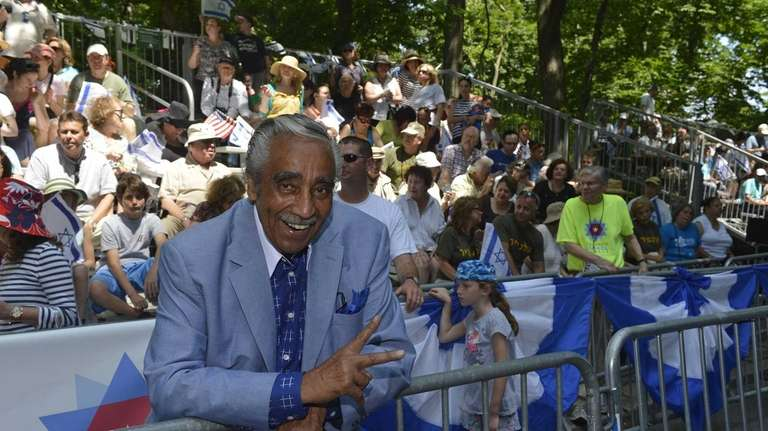 Congressman Charles Rangel from the 13th Congressional District