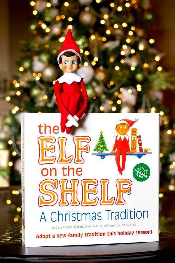 Has the Elf on the Shelf taken over