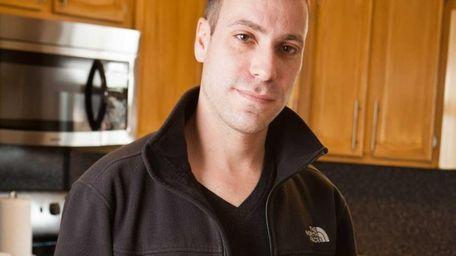 Dan Herman of Bellmore Dan Herman with his