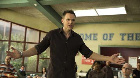 Joel McHale as Jeff WInger in