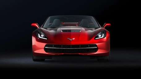 The 2014 Chevrolet Corvette Stingray may be the
