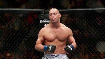 Matt Serra before his fight against Matt Hughes