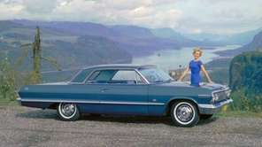 The Beach Boys sang harmonies to Chevy's 425-hp,
