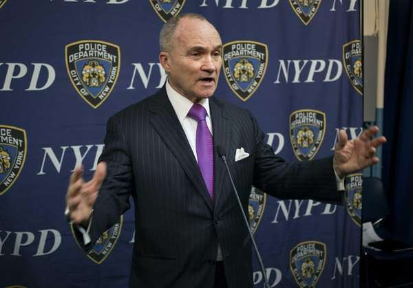 Nassau County officials reached out to NYPD Commissioner