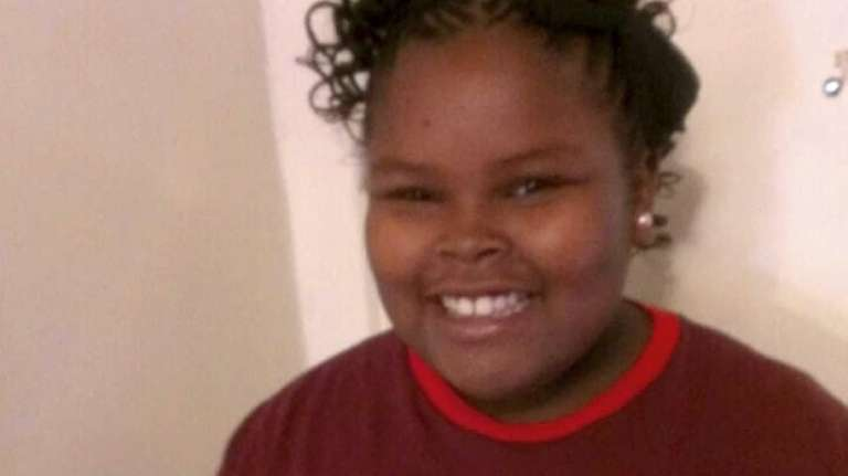 Jahi McMath, in an undated photo provided by