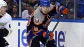 Ryan Strome of the Islanders skates against the