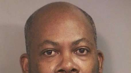 Erol Desire, 49 of Brooklyn, was arrested and