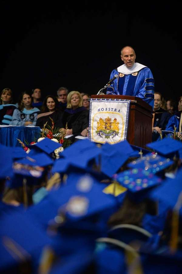 Phil Schiliro, a 1978 Hofstra University graduate who