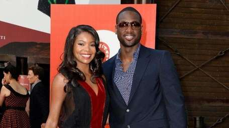 Gabrielle Union and Dave Wade