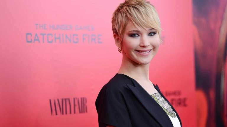 Jennifer Lawrence attends a special screening of