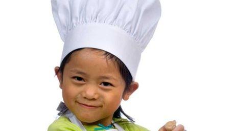 Kids can help make their own Belgian waffles