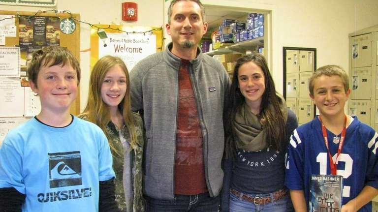 Kidsday Talks To Author James Dashner Newsday
