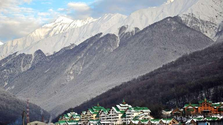 The Sochi Winter Olympics in February will include