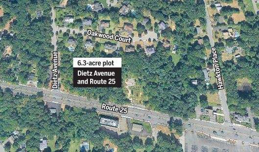 About six acres of land at Dietz Avenue