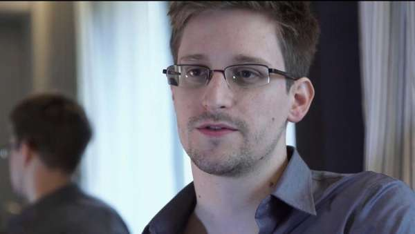 Edward Snowden seems destined to spend a very