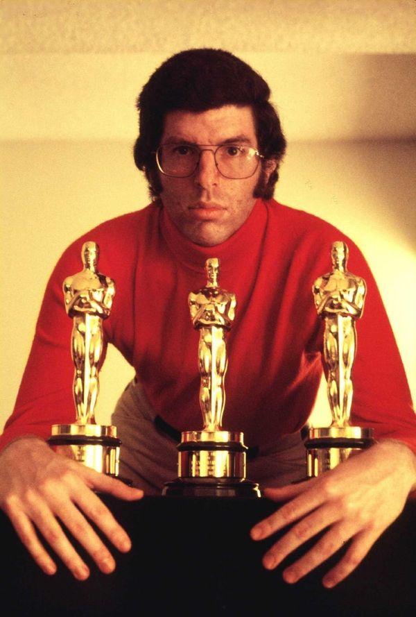 Marvin Hamlisch, 1974 with three Oscars.