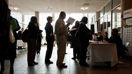 Nassau County's jobless rate sank to 5.1 percent