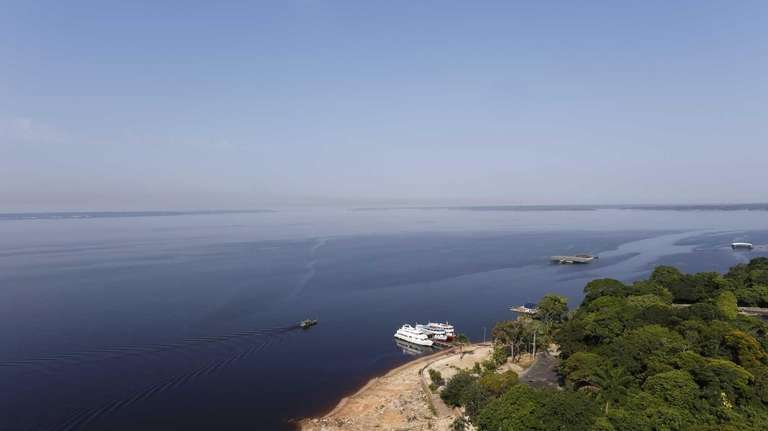 Manaus, Brazil, is the most exotic of 12