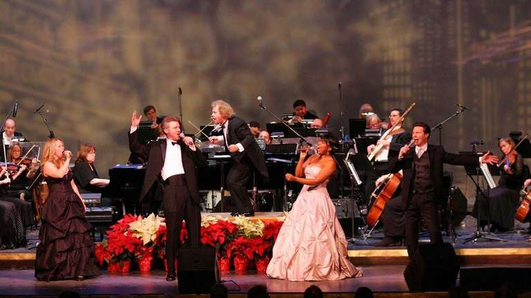 The Long Island Philharmonic plays its annual New