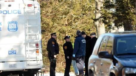 The Christmas Day shooting on Cedarhurst Avenue in