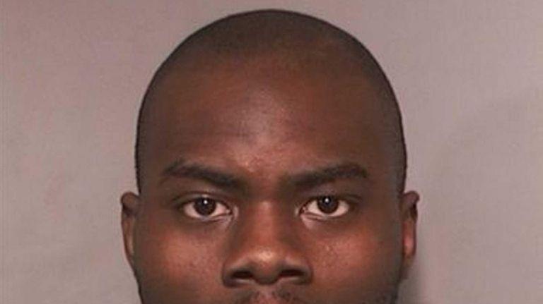 Aaron Darby, 19, of West Hempstead, was arrested