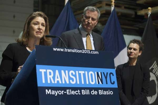 Mayor-elect Bill de Blasio appointed Alicia Glen as