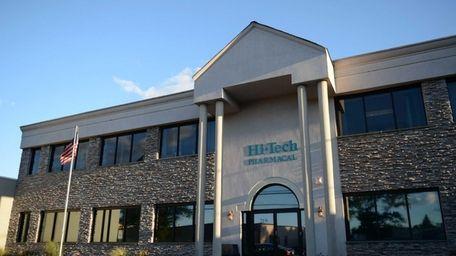 Hi-Tech Pharmacal said Thursday it will pay $25