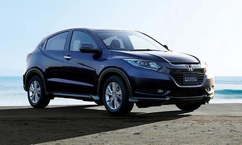 Honda will bring a version of its Vezel,