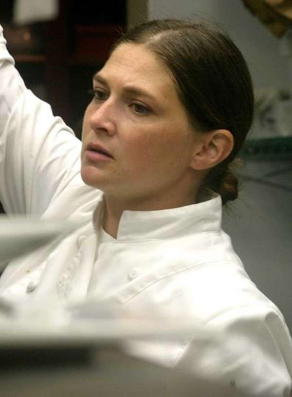 Nicole Roarke, executive chef of J.A. Heneghan's in