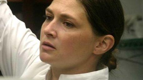 Nicole Roarke, executive chef of J.A. Heneghan's in