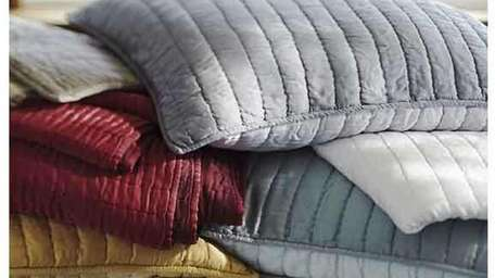 The California King Channel Silk Quilt ($239-$299 at