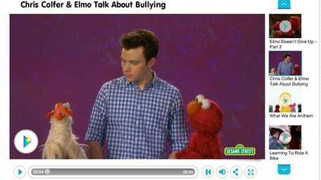 Sesame Workshop takes on kids' everyday stress.