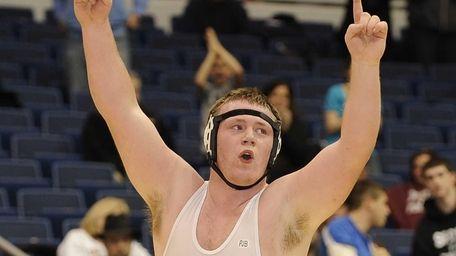 JAMES O'HAGAN Seaford, Senior, 185 pounds The defending