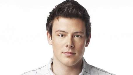 Cory Monteith. The actor was best known for