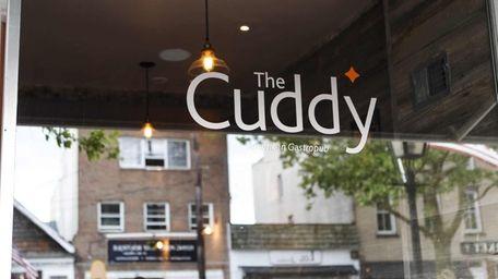 The Cuddy is an American gastropub on Main